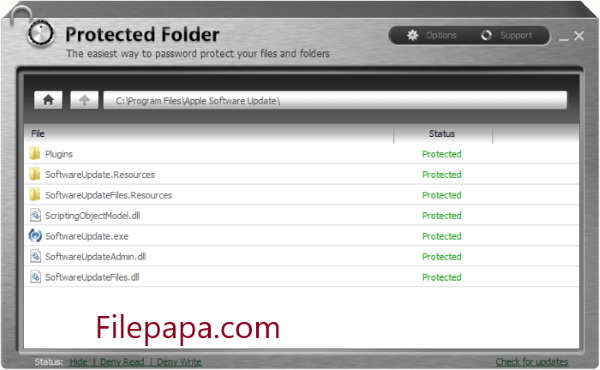 IObit Protected Folder 1.3.0 With Serial Key
