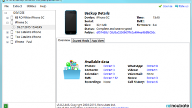 iPhone Backup Extractor 7.6.6 Crack Full