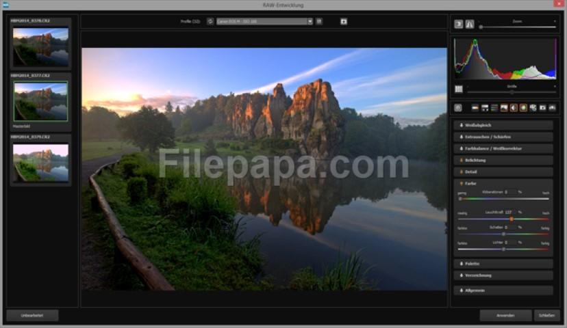 HDR Projects Professional 7.23 Crack Free Download