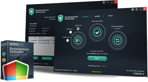 Ransomware Defender Pro 4.2.3 Full Patch