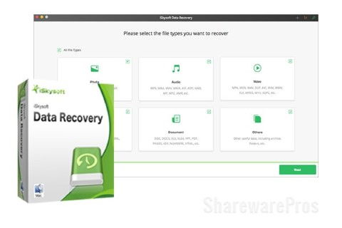 iSkysoft Data Recovery 5.0.0.9 Full Version
