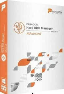Paragon Hard Disk Manager 17 With Crack 2020