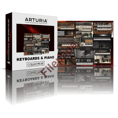 Arturia Keyboards & Piano Collection 2020.6 Full Crack