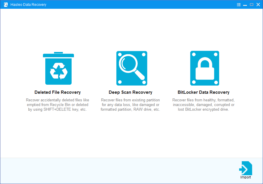 Hasleo Data Recovery 5.8 With Crack