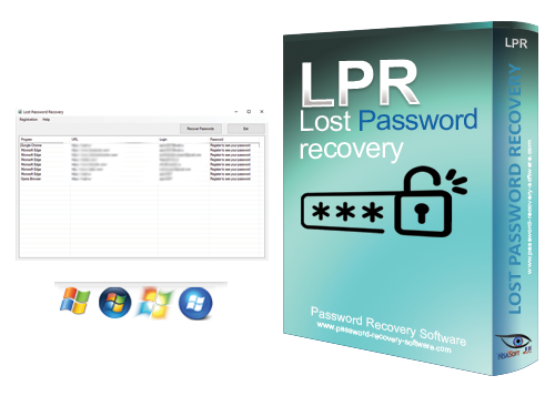 LPR Lost Password Recovery 1.0.4.0 Crack