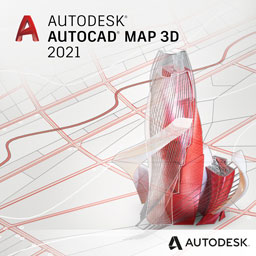 Autodesk AutoCAD Map 3D 2021 Crack