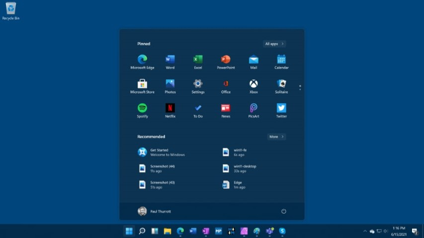 Windows 11 System Requirements for PC & Laptop